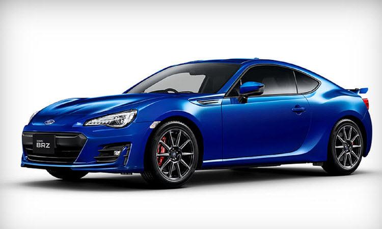 Subaru khai tử xe thể thao BRZ