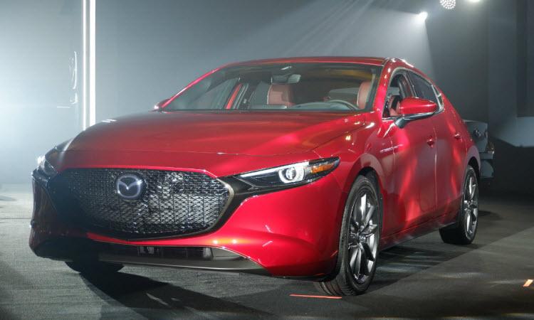 Mazda Việt Nam cập nhật phần mềm phanh SBS trên Mazda3
