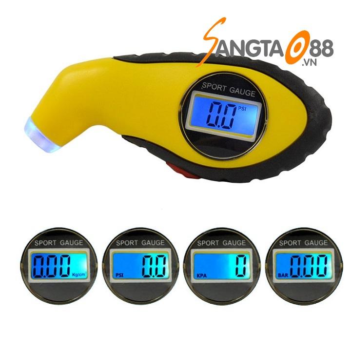 Đồng hồ đo áp suất lốp V3
